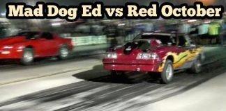 Mad Dog Ed vs Red October at Emp no mans land