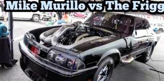 Mike Murillo vs The Frigg Blown studebaker at Bounty Hunters No Prep