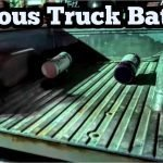 Nitrous Truck Battle at Emp's No mans land event