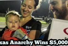 Texas Anarchy Wins $5,000 at Emp's Top End Battle
