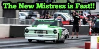 The New Mistress is Fast!!!