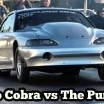 Turbo Cobra vs The Punisher at Reapers Out of Time No Prep Series
