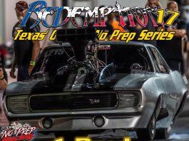 Redemption No Prep Race Series