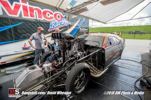 Mike Janis Superchargers Jan-Cen Racing Engines