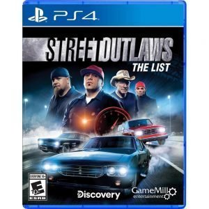 Street Outlaws The List Video Game