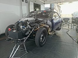 Robin Roberts High Voltage Racing