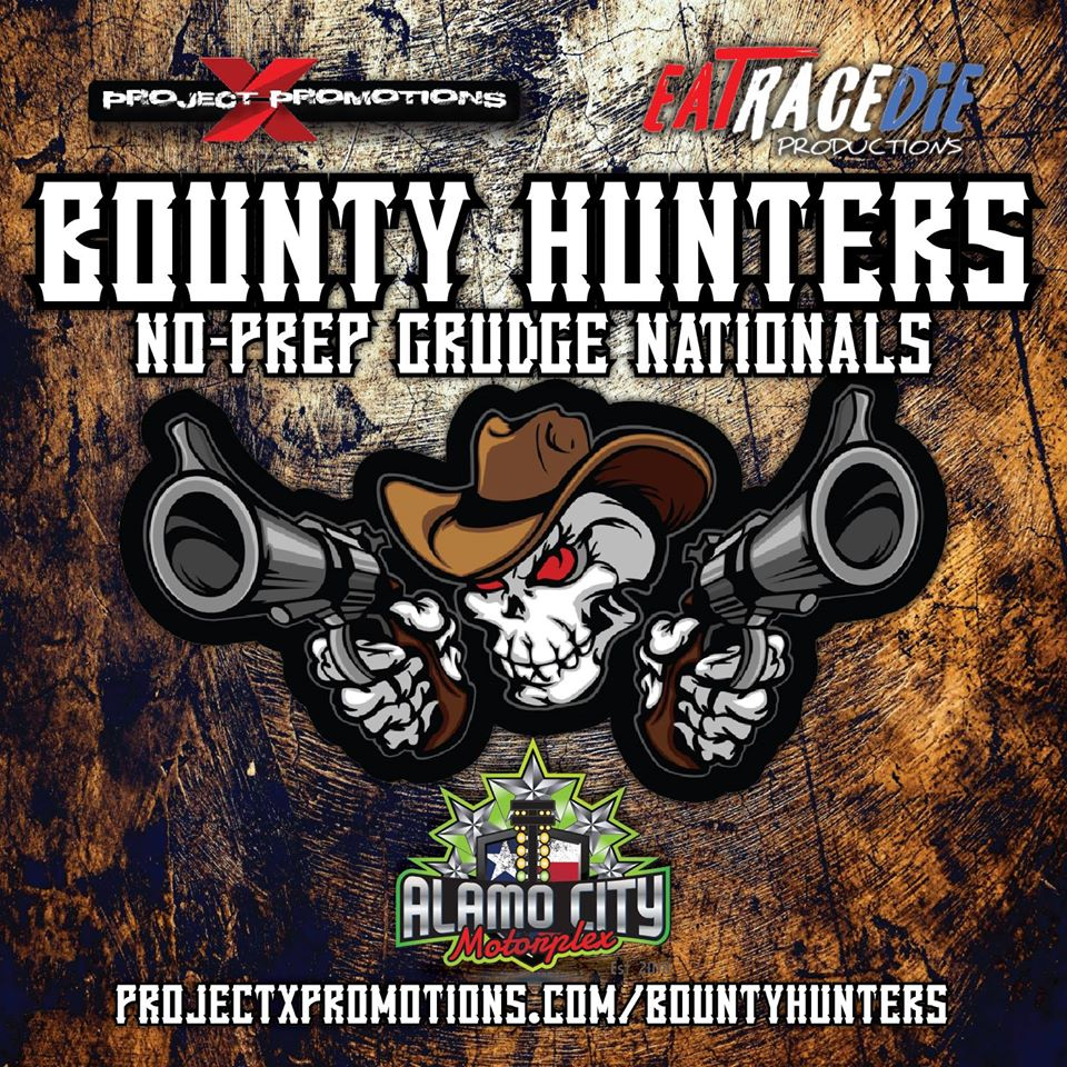 Bounty Hunters No Prep Grudge Series