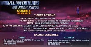 Street Outlaws No Prep Kings Season 4 Cordova IL