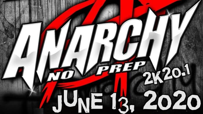 Anarchy No Prep Racing 2K20.1 2020