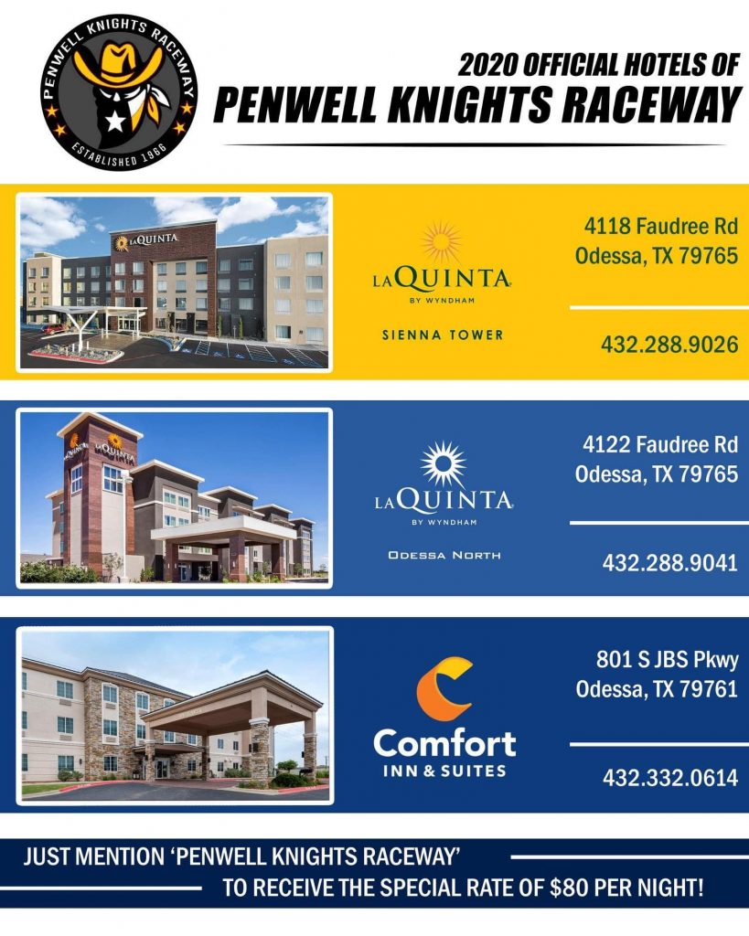 Penwell Knights Raceway