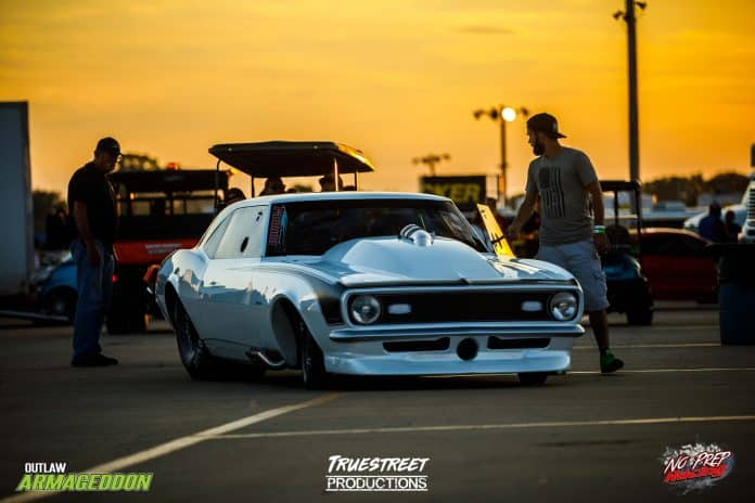 Outlaw Armageddon 6 2020 Truestreet Productions Album Sponsored by No Prep Racing™