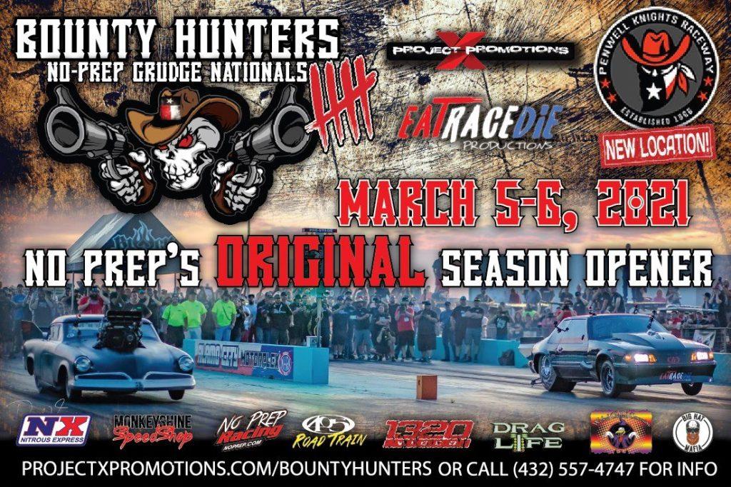 Bounty Hunters 5 No-Prep-Racing