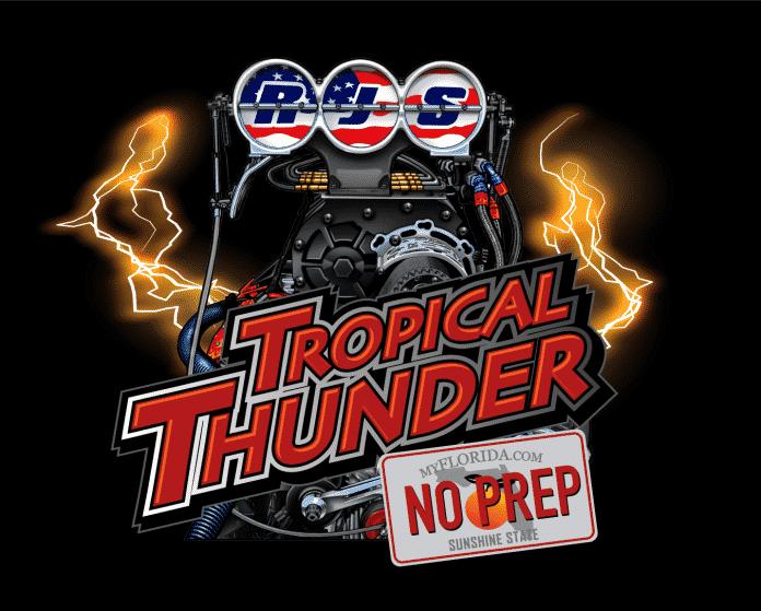 Wayne and Wendy Smozanek Team Tropical Thunder