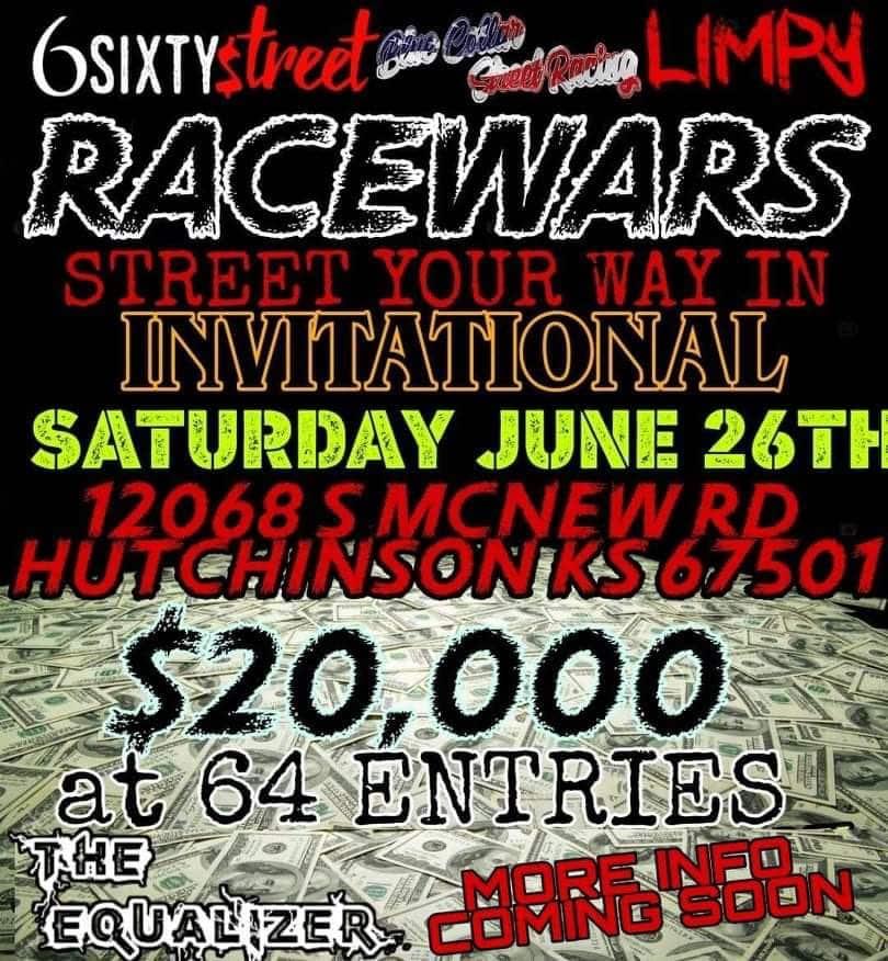 RACE WARS The Equalizer Kansas