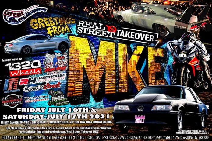 Real Street Takeover MKE