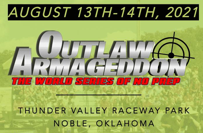 Outlaw Armageddon 7 The World Series of No Prep