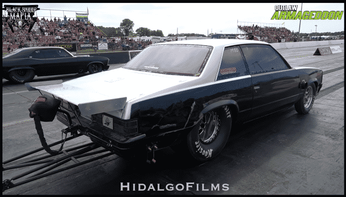 Full Coverage of Big Tire at Outlaw Armageddon! FAST PASSES (Thunder Valley Raceway)